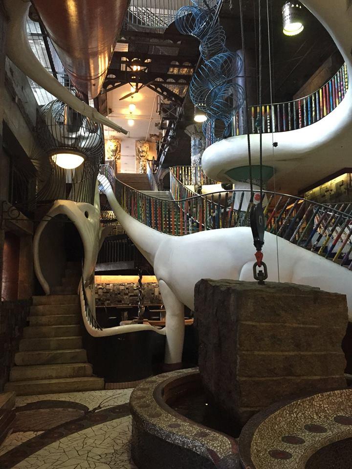 City Museum in St. Louis - Photo via Facebook