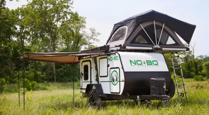 The Top 5 RVs & Campers For Outdoor Adventures