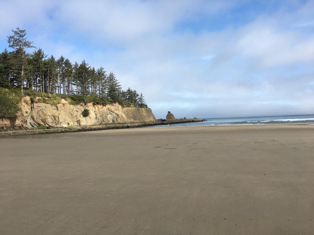 Minutes from the coastal beach