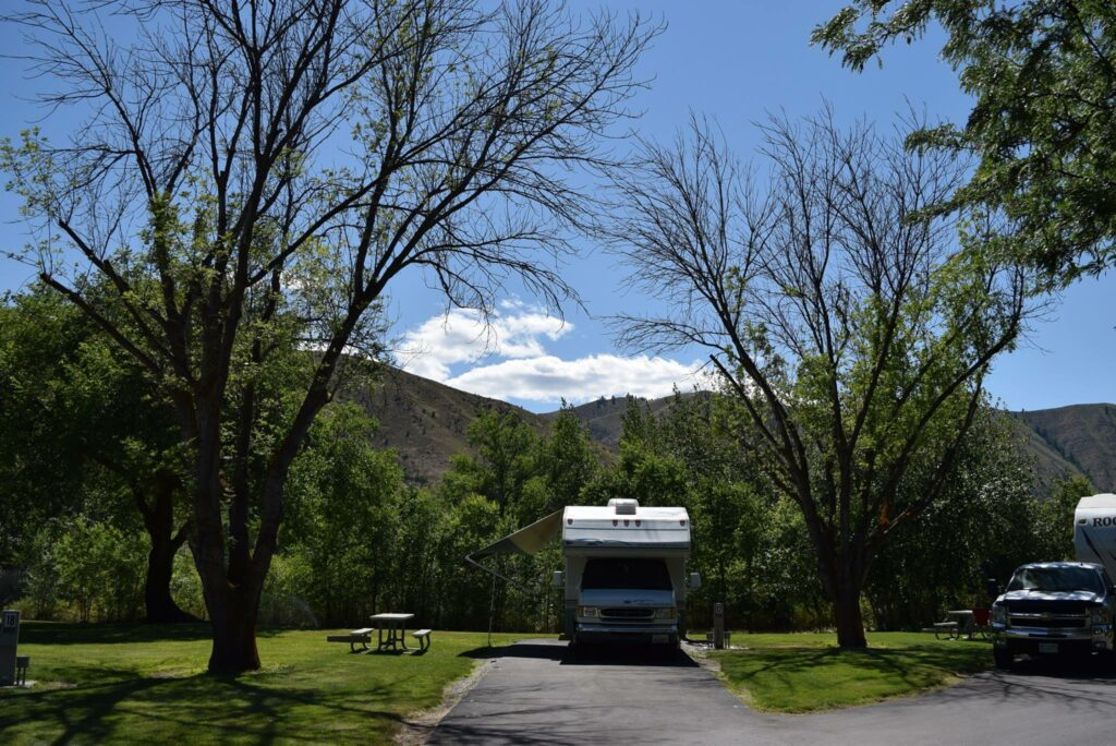 Wenatchee River County Park - Photos via Facebook