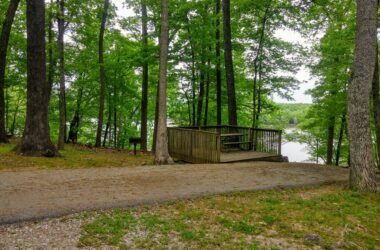 Camp Lakeside At This Kentucky Resort Park
