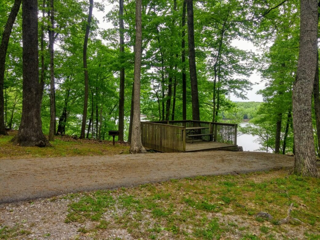 Lake Barkley Campground