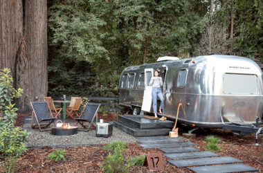 4 New Airstream Hotels For Luxurious Camping