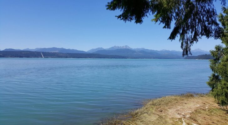 Take This Scenic Road Trip Along The Hood Canal