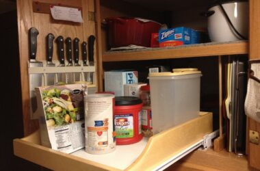 3 Ways To Conserve RV Food Storage Space