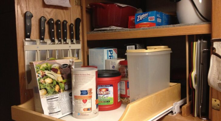 3 Ways To Conserve RV Food Storage Space
