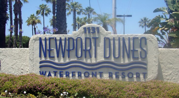 Stay Seaside At Newport Dunes Waterfront Resort