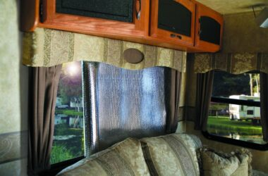 5 Reasons Your RV Windows Need A Reflective Cover