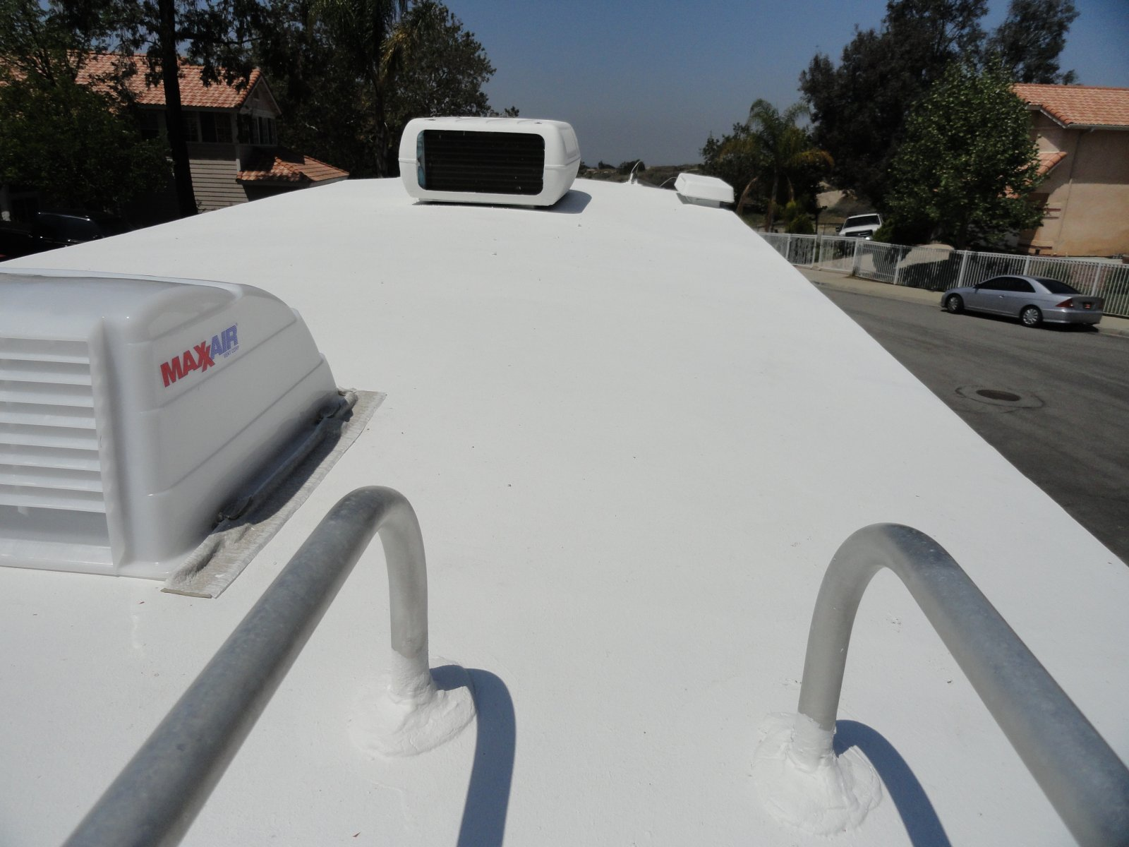 Rv Roof Maintenance How To Prevent Rv Roof Leaks