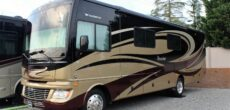 Keep Your RV Tires From Getting Damaged This Summer