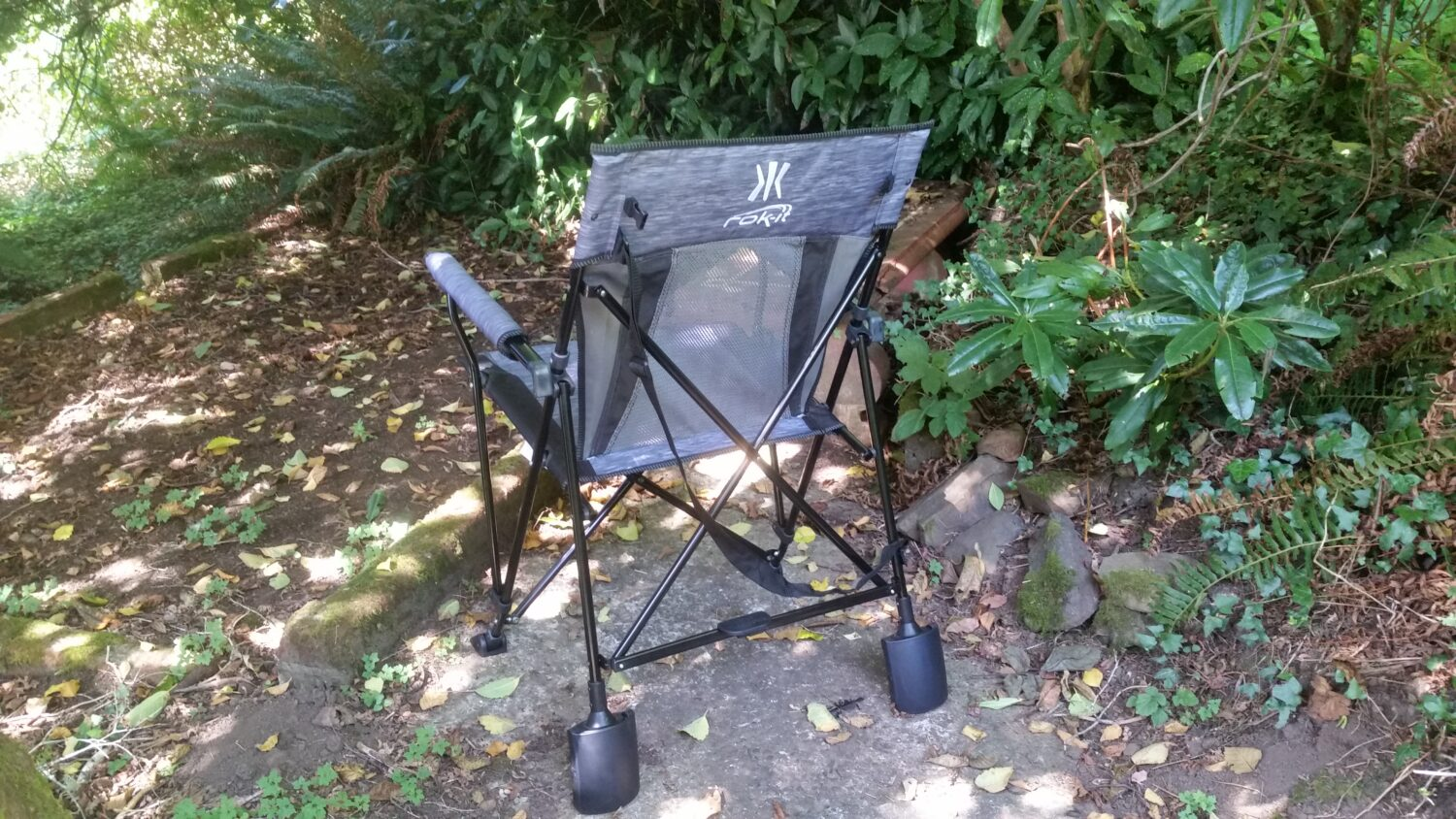 portable rocking chair