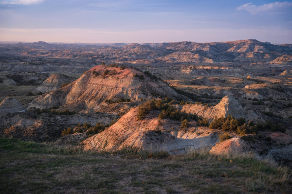 Theodore Roosevelt National Park. Photo by Sharon Mollerus