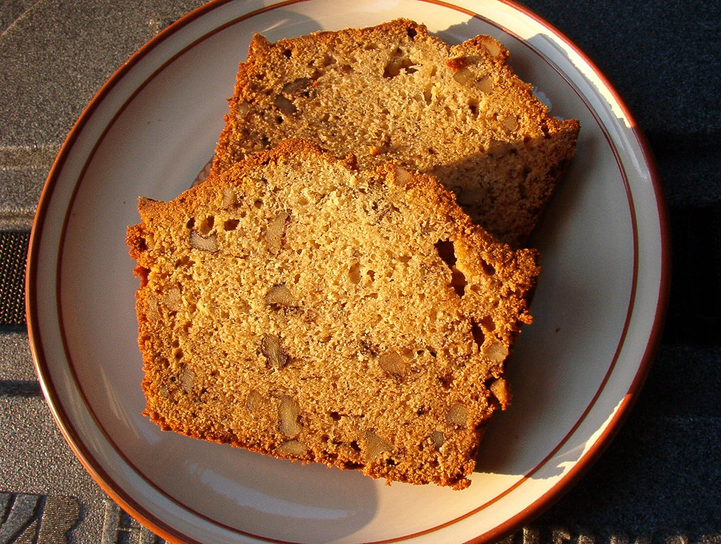 Banana bread. Photo by Celeste Lindell