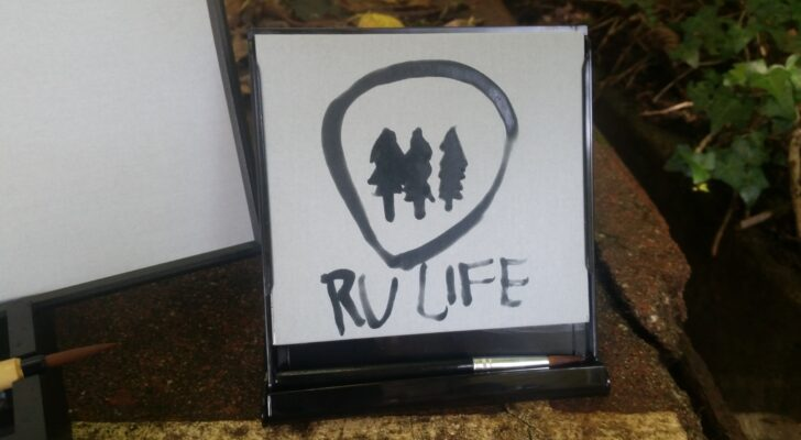Make Art Wherever You Travel With The Buddha Board
