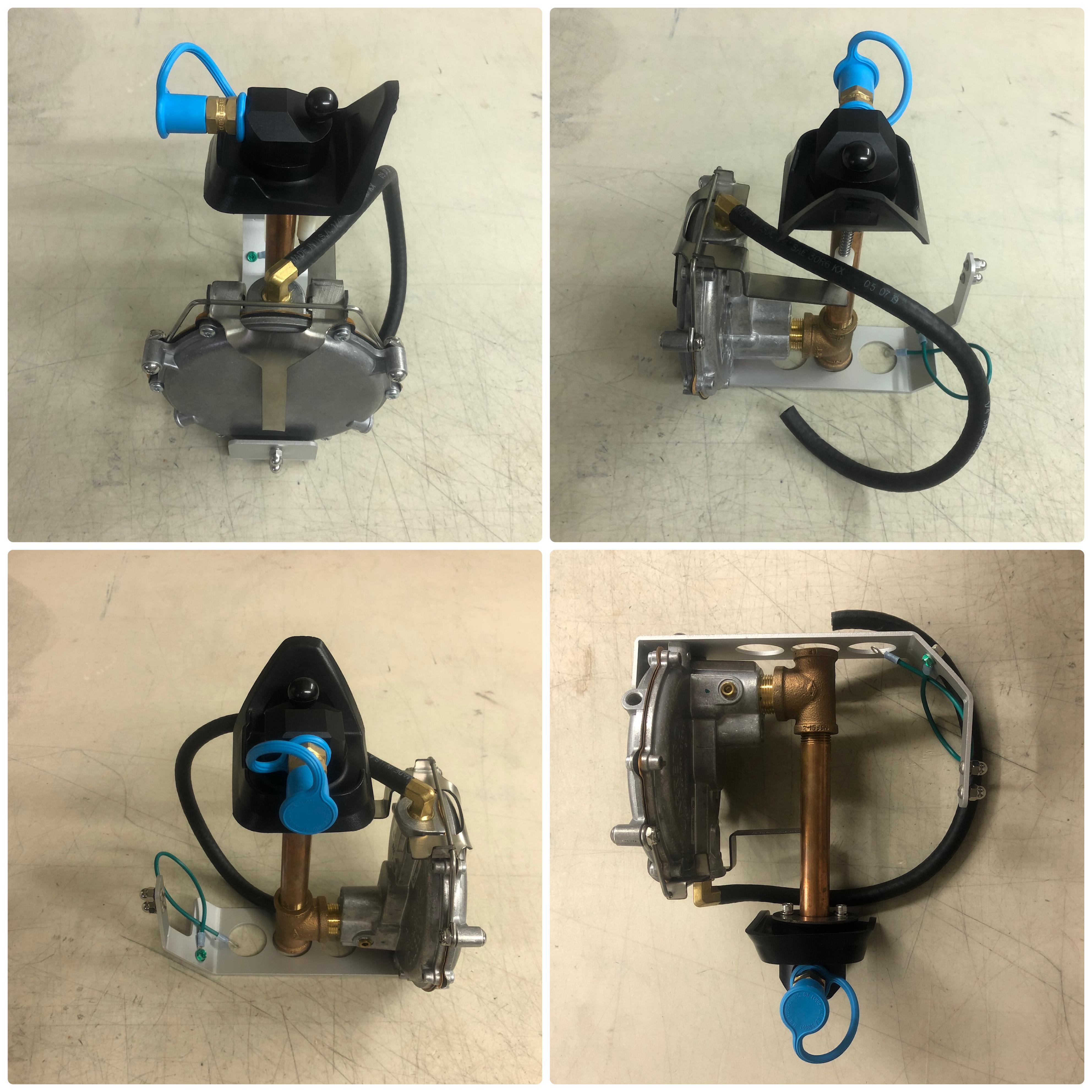 Genconnex propane kit