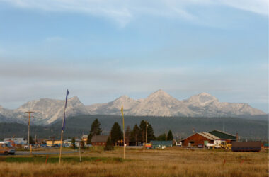 Enjoy Mountains, Hot Springs, And Small-Town Charm In Stanley, Idaho