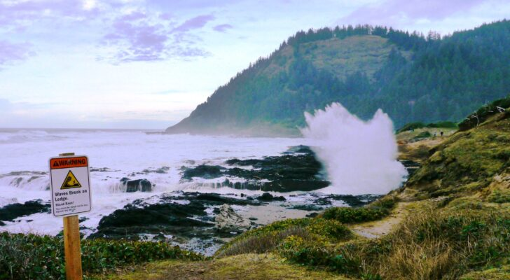 5 Amazing Places Hidden In Oregon's Coastal Forest