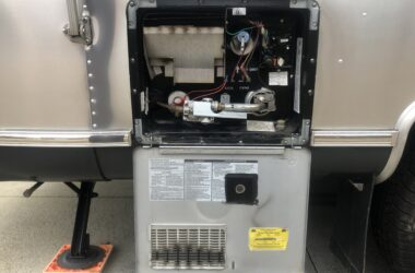 RV Water Heater system