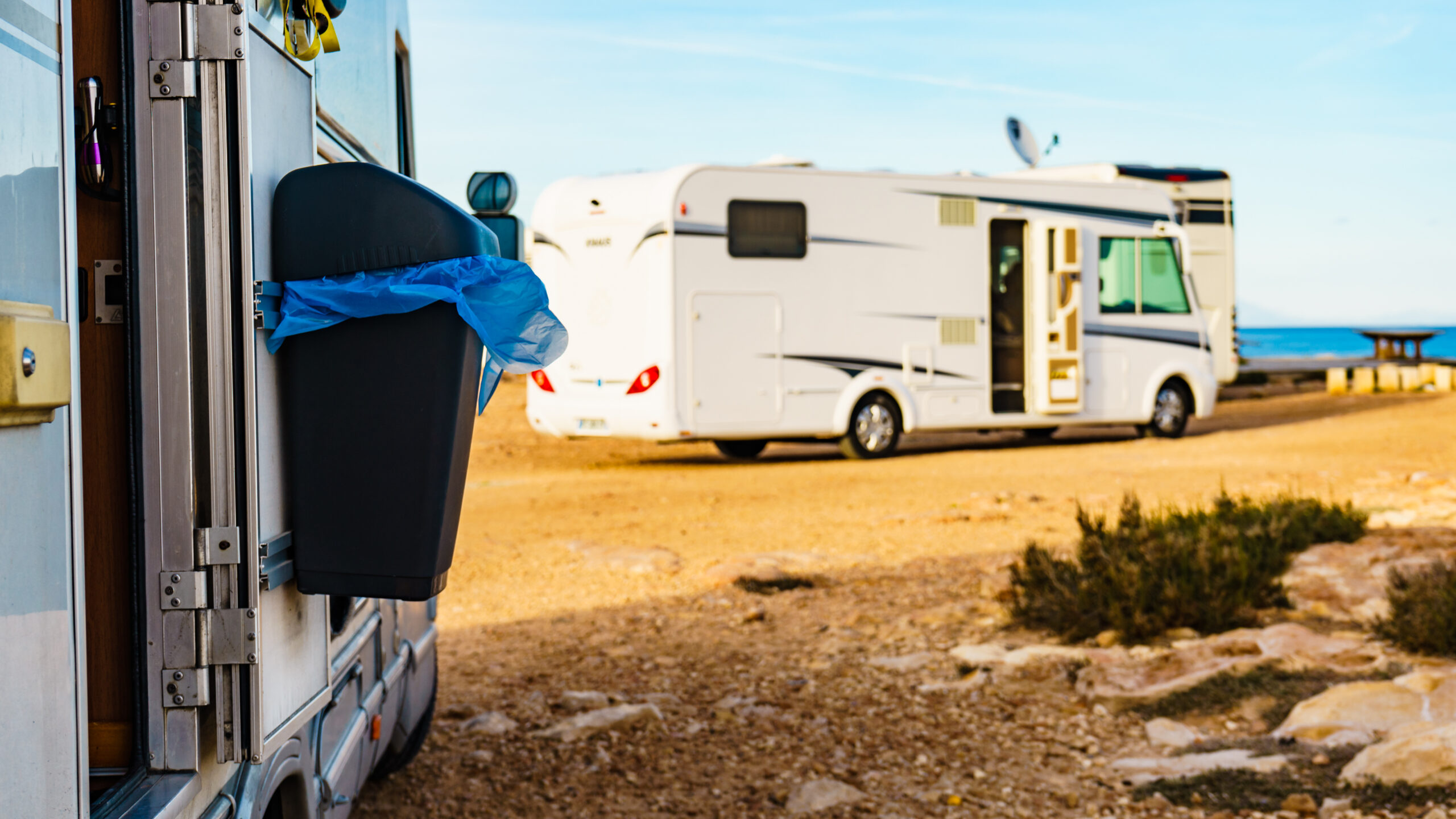 RV trash