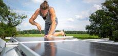 Installing Solar Panels on an RV