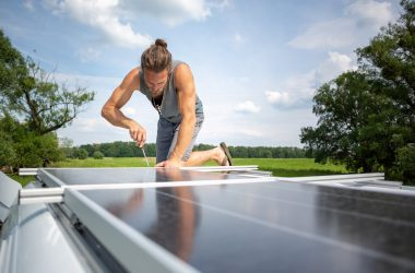 Installing Solar Panels on an RV