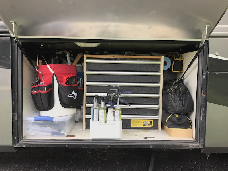 RV organization tips