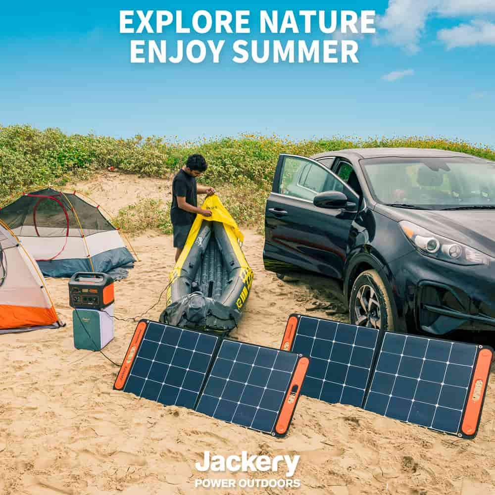 Jackery Power Outdoors
