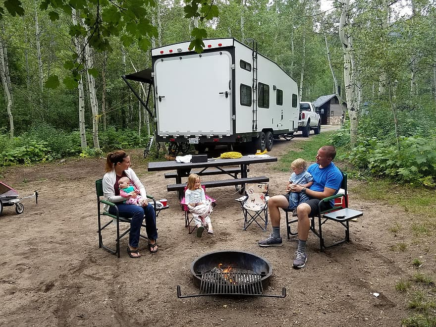 how to find the right campground