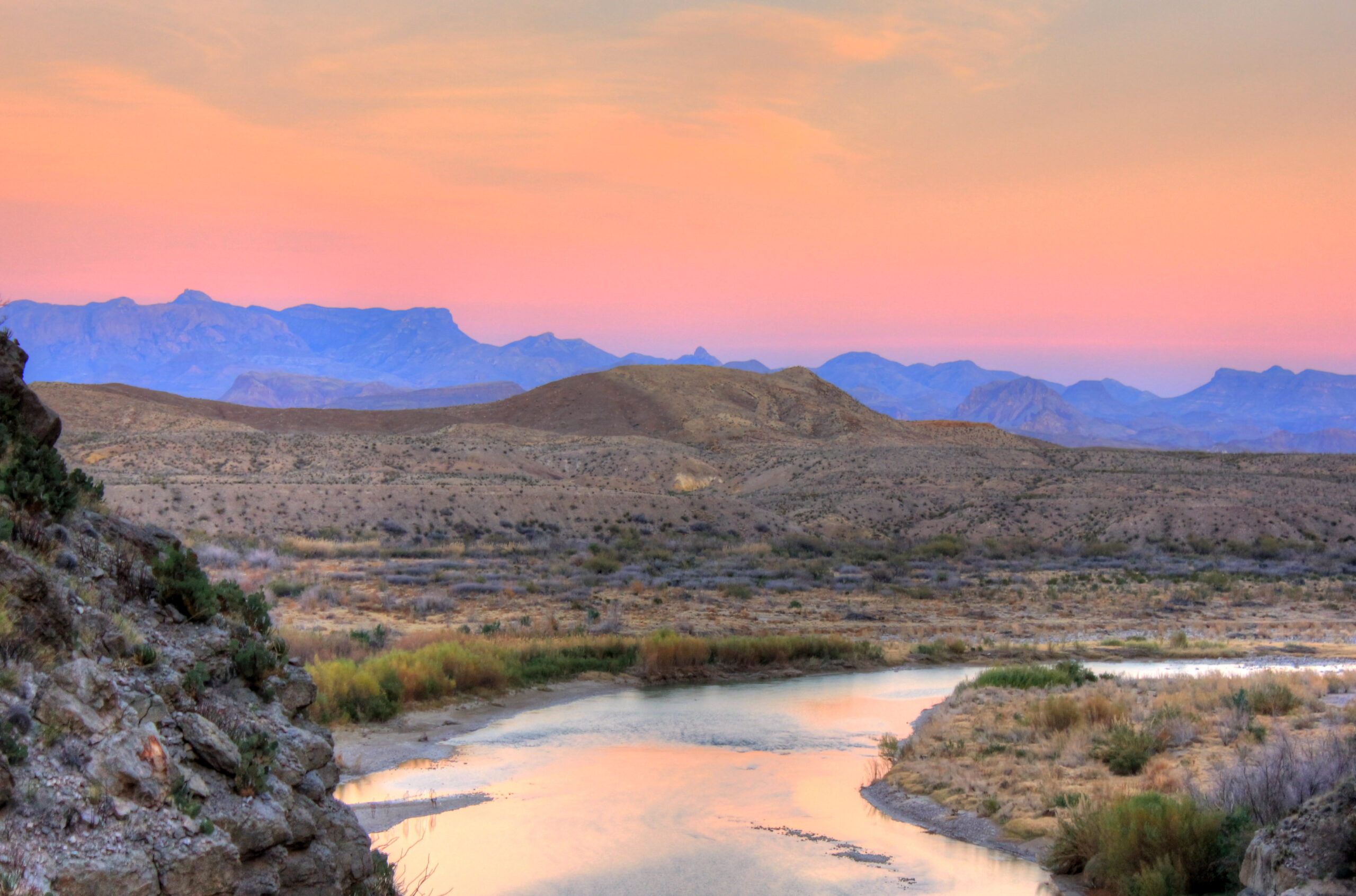 Big Bend National Park. Photo via Wikipedia