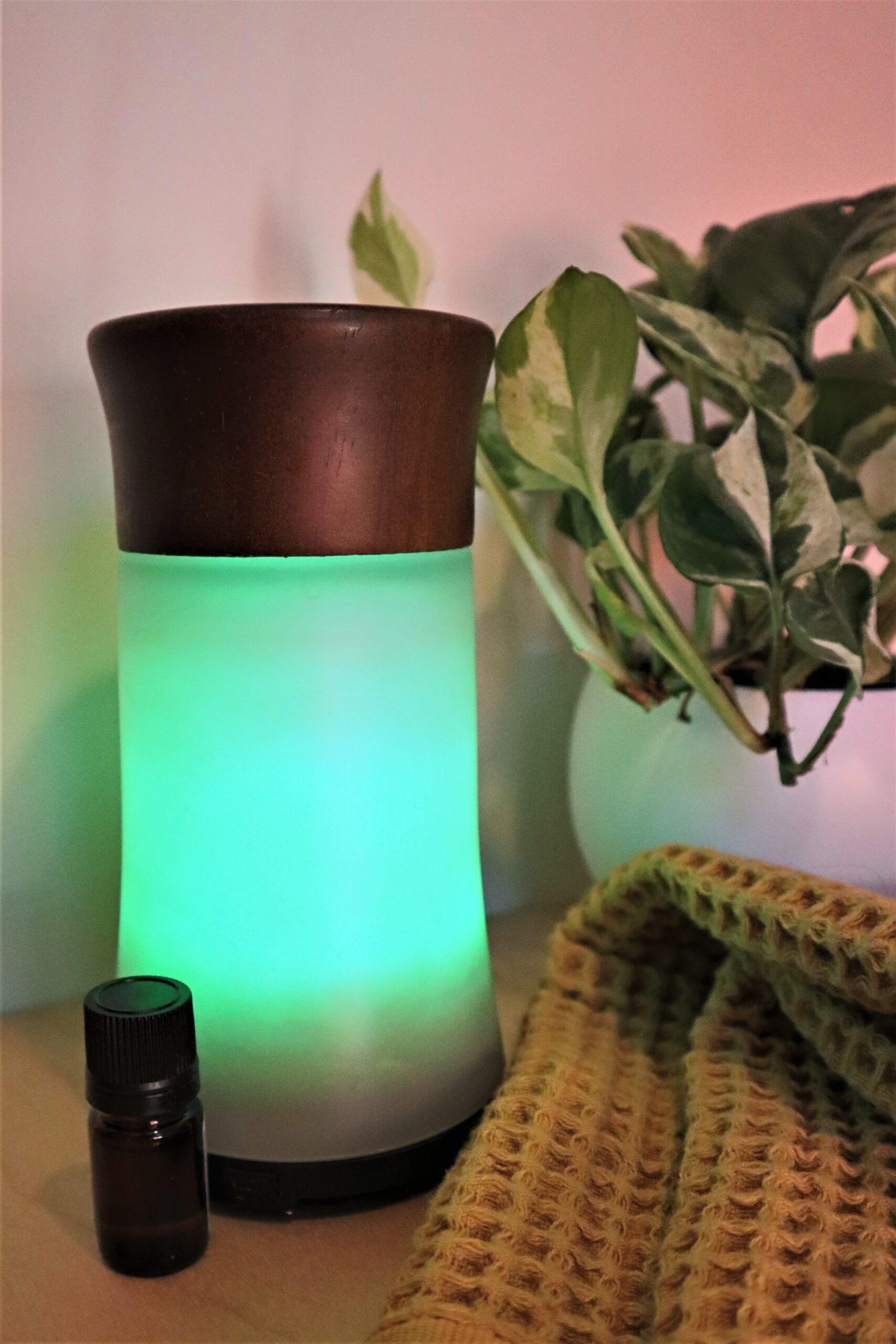Natural air fresheners - essential oil diffuser