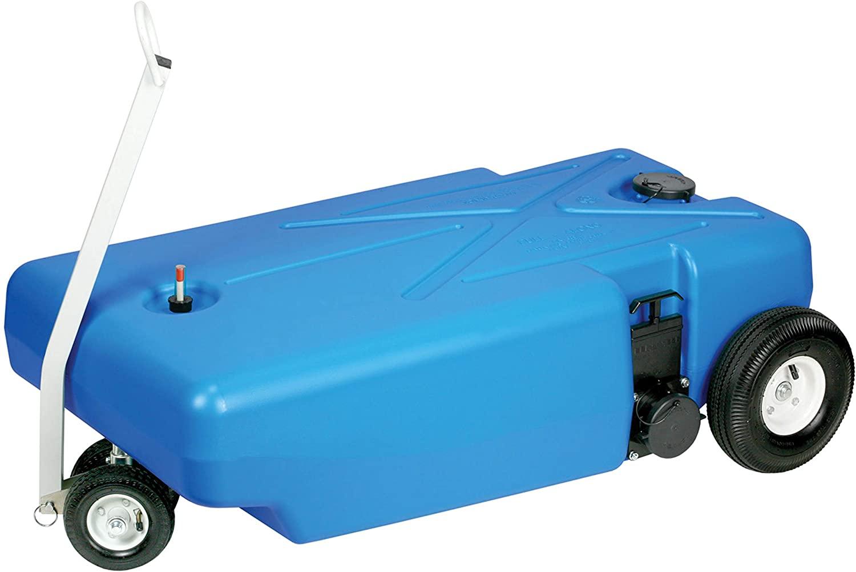 RV portable waste tank: Barker 30844