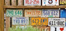 License Plate Mottos