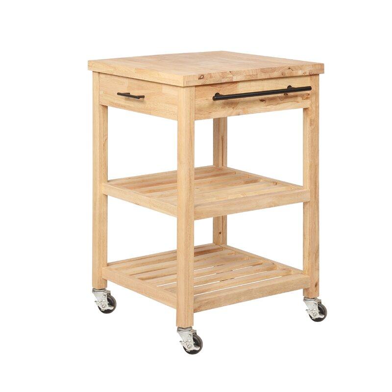 Kitchen cart for RV