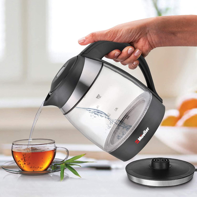 RV kitchen accessories - electric kettle