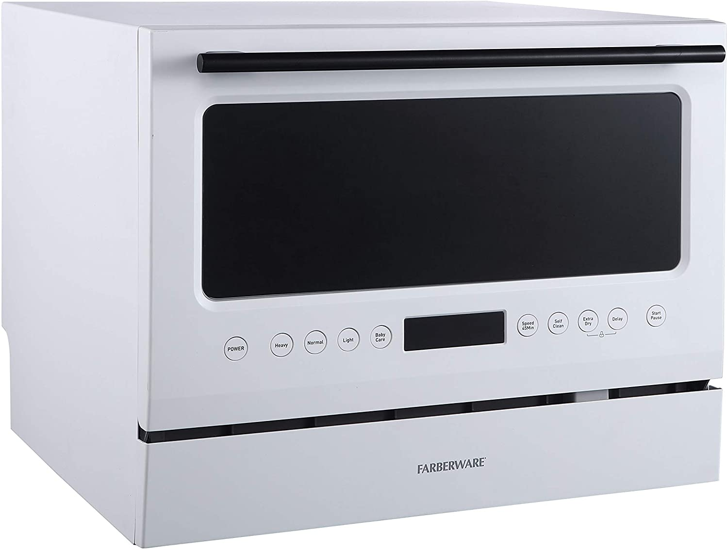 This Farberware unit makes a great RV dishwasher