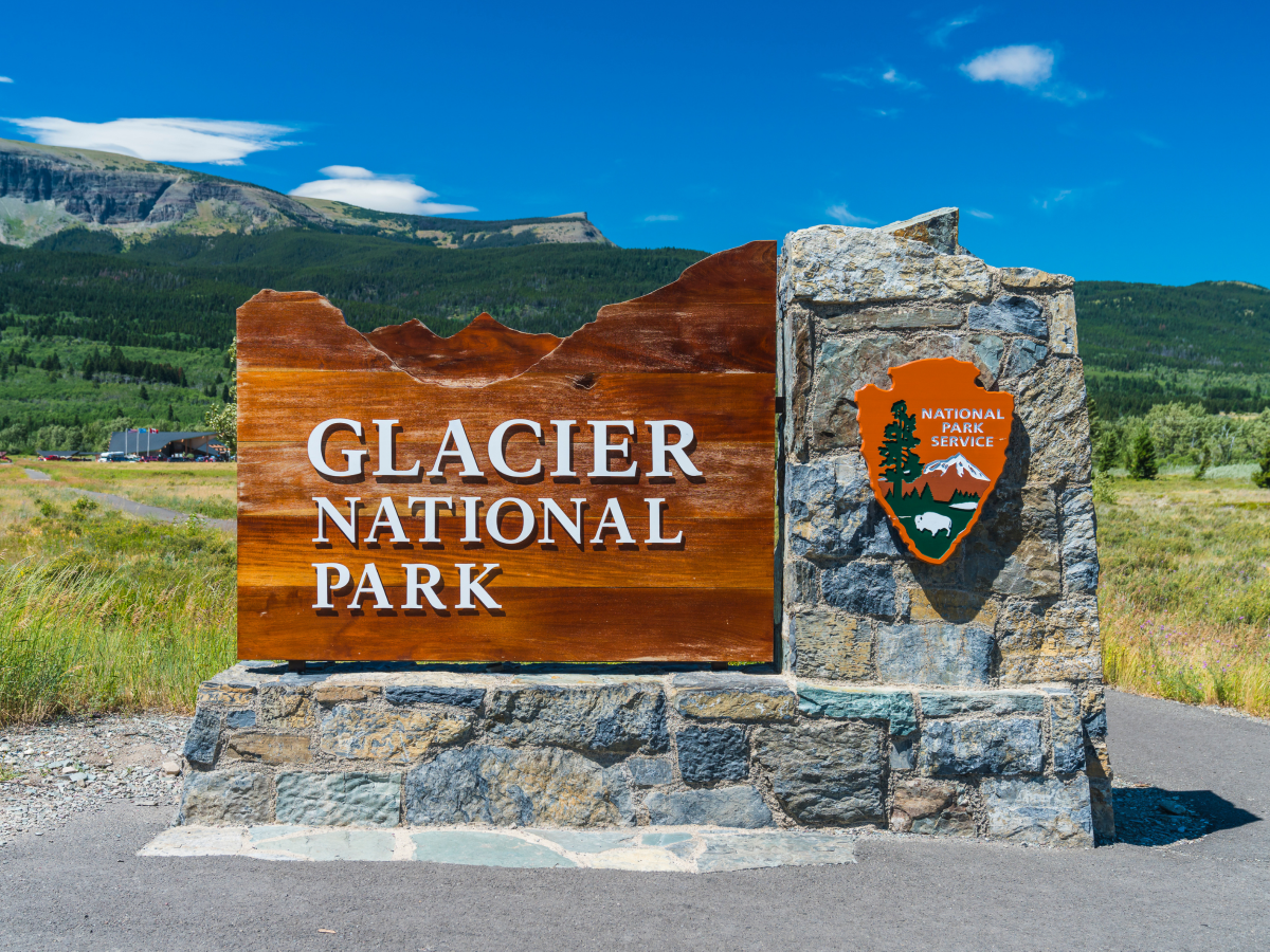 national parks - glacier