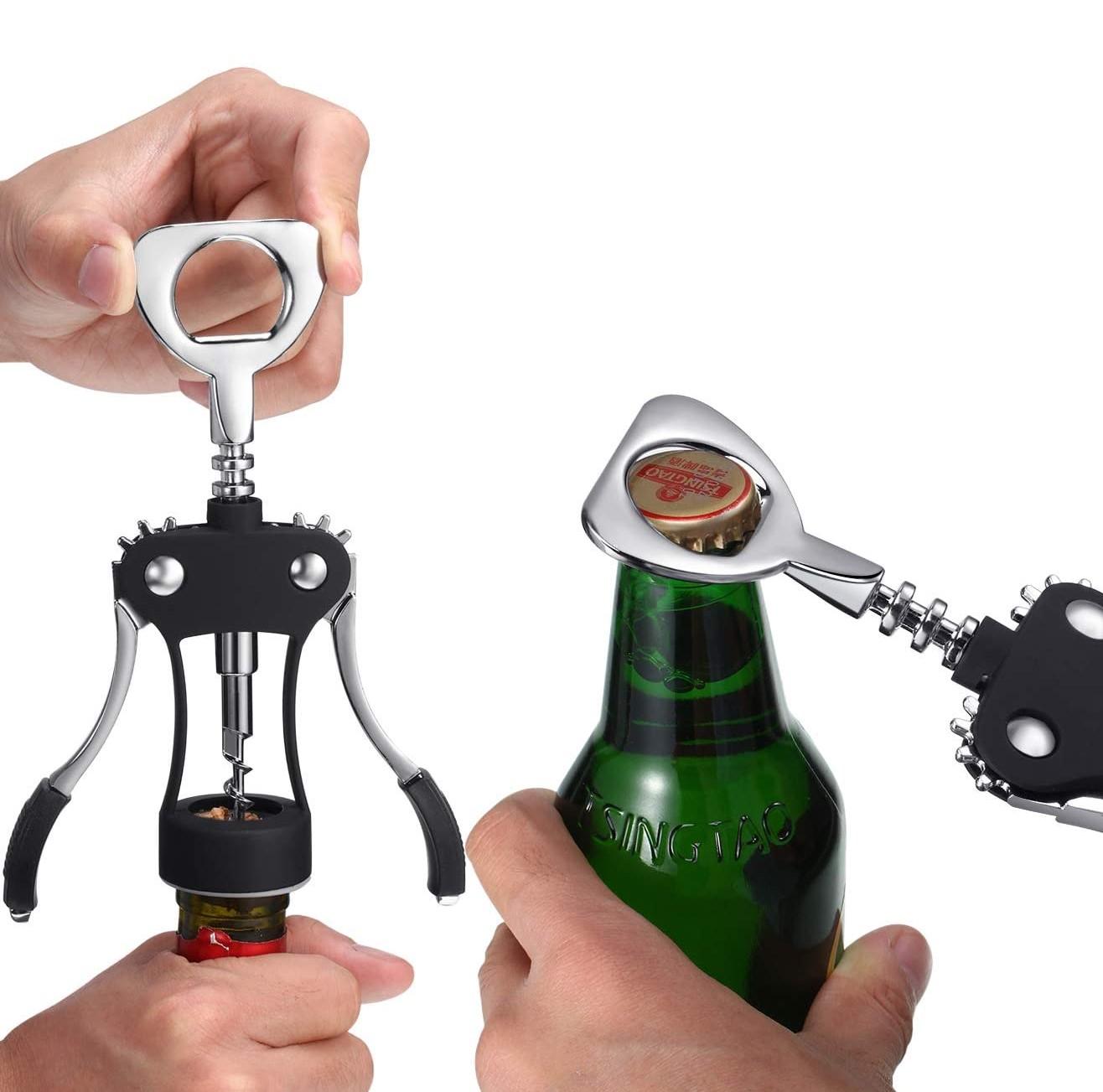 RV kitchen accessories - wine corkscrew