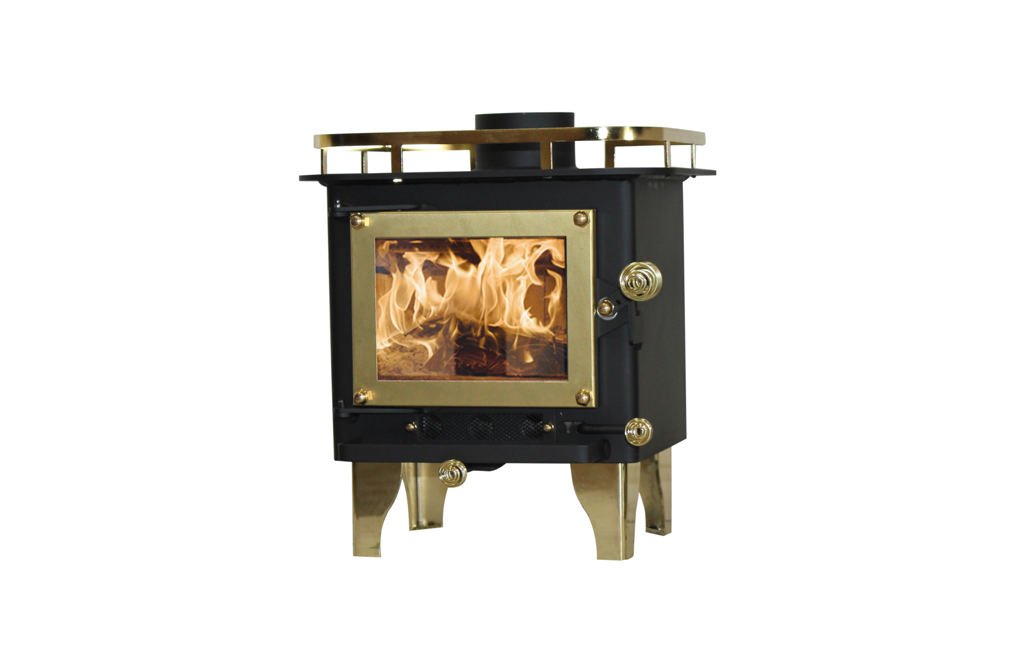 RV wood stove