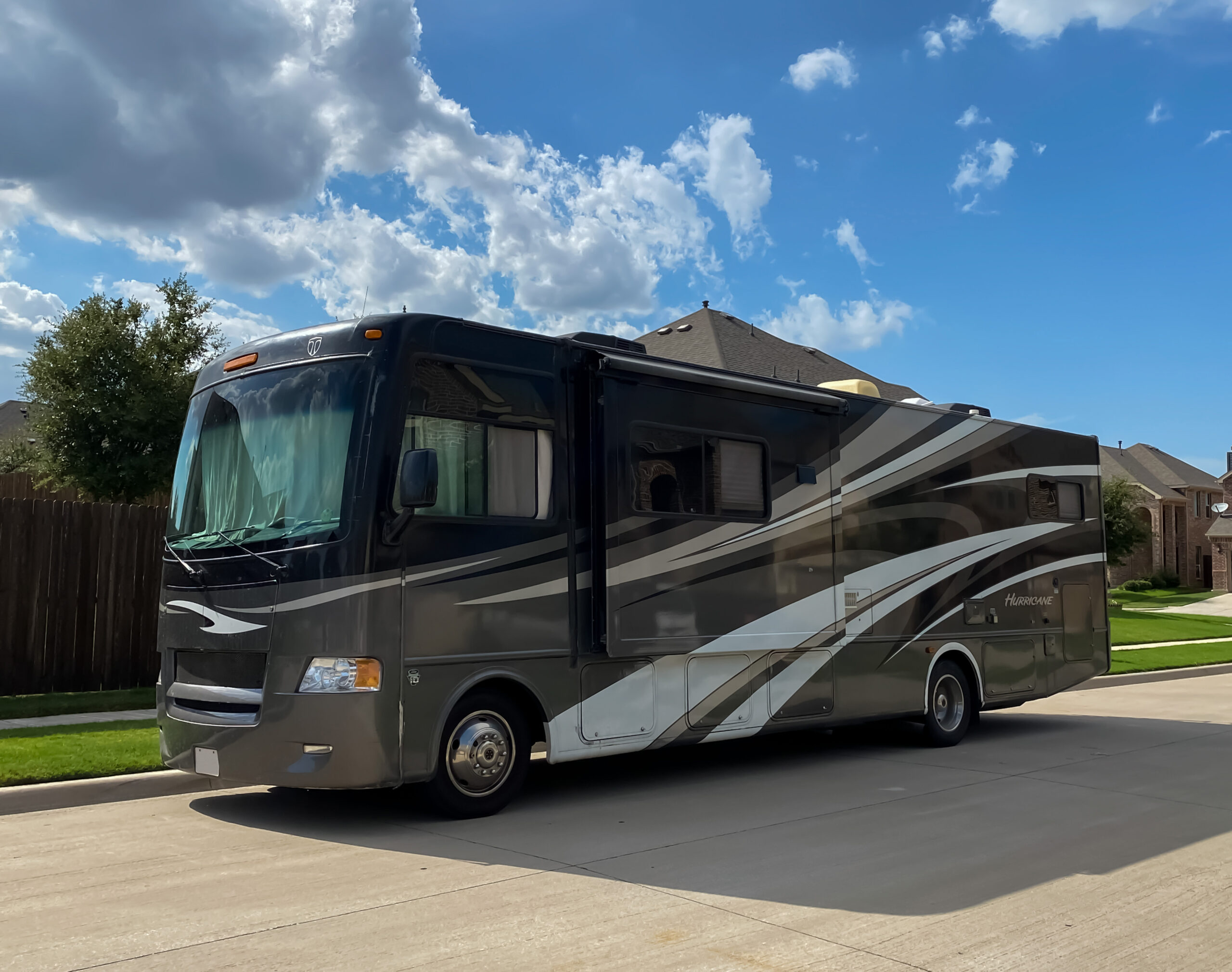 dewinterizing an RV