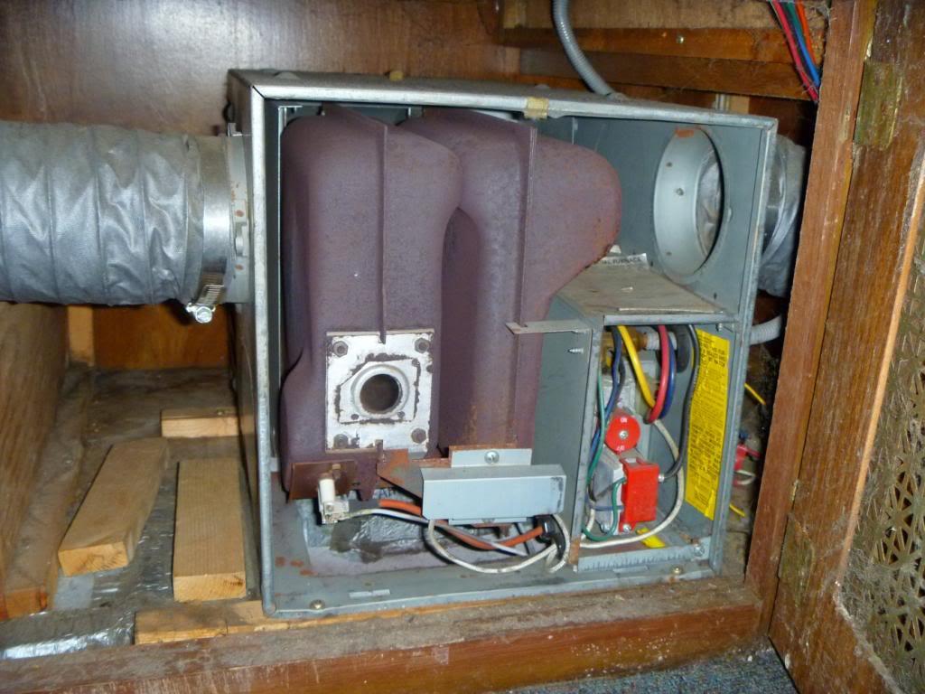 RV furnace