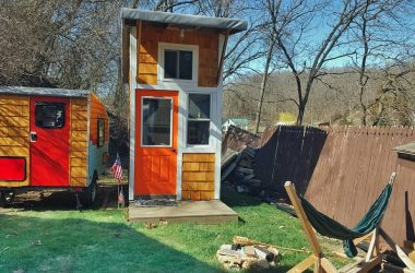 tiny homes created by teen