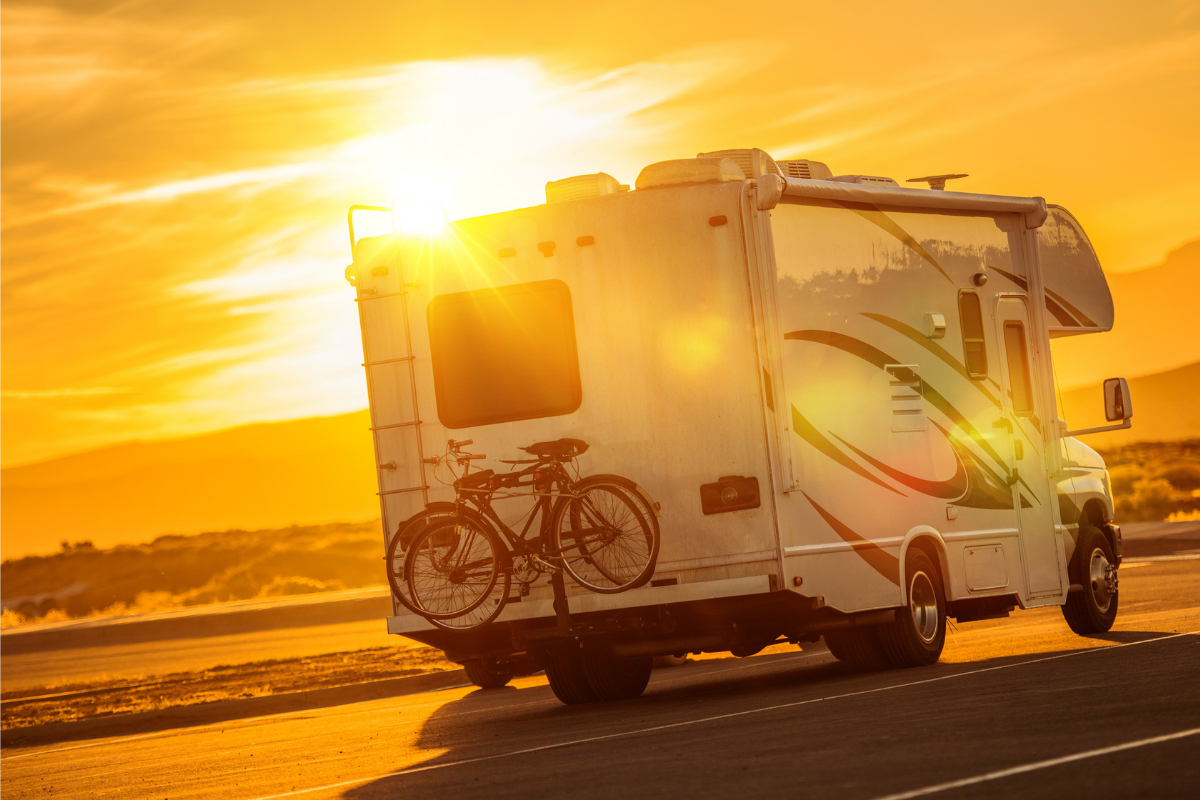 RV  adventures are endless - go RVing
