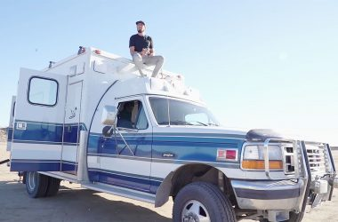 ambulance RV conversion
