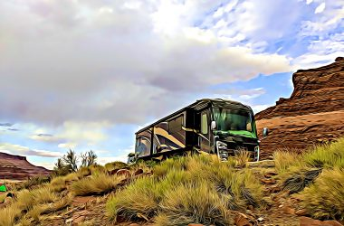 boondocking sites for big rigs