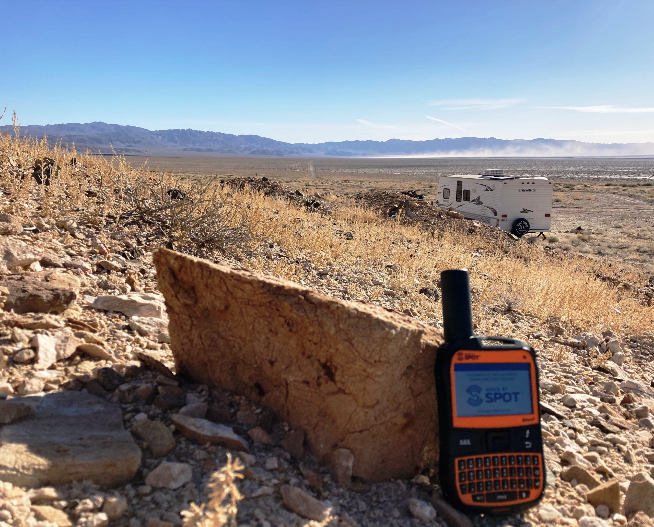 Satellite Messaging Device