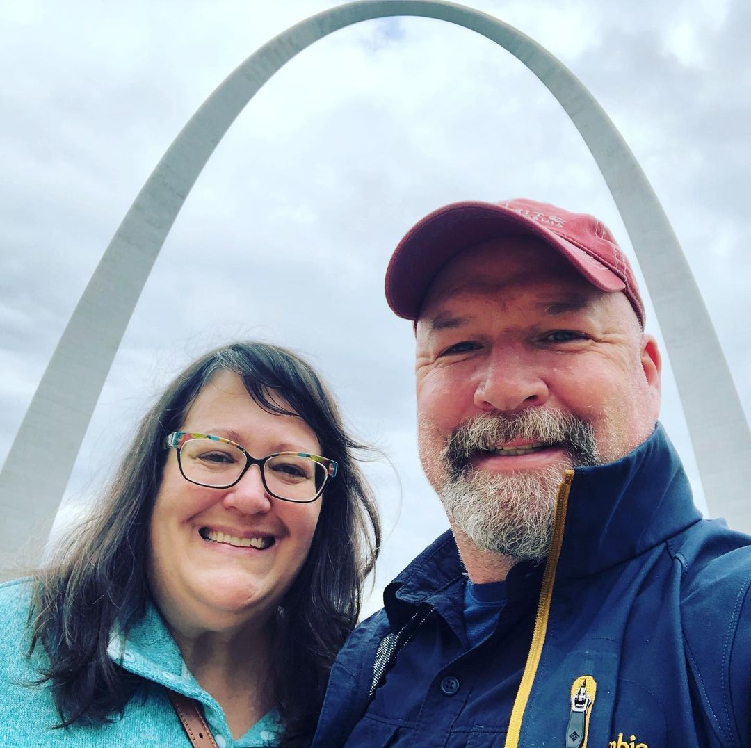 Melissa Nance and Wade Smith full-time RV on a budget