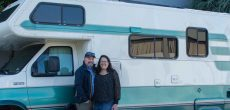 Melissa Nance and Wade Smith are full-time RVers on a budget