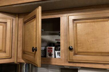 RV cabinet door needing RV cabinet latches