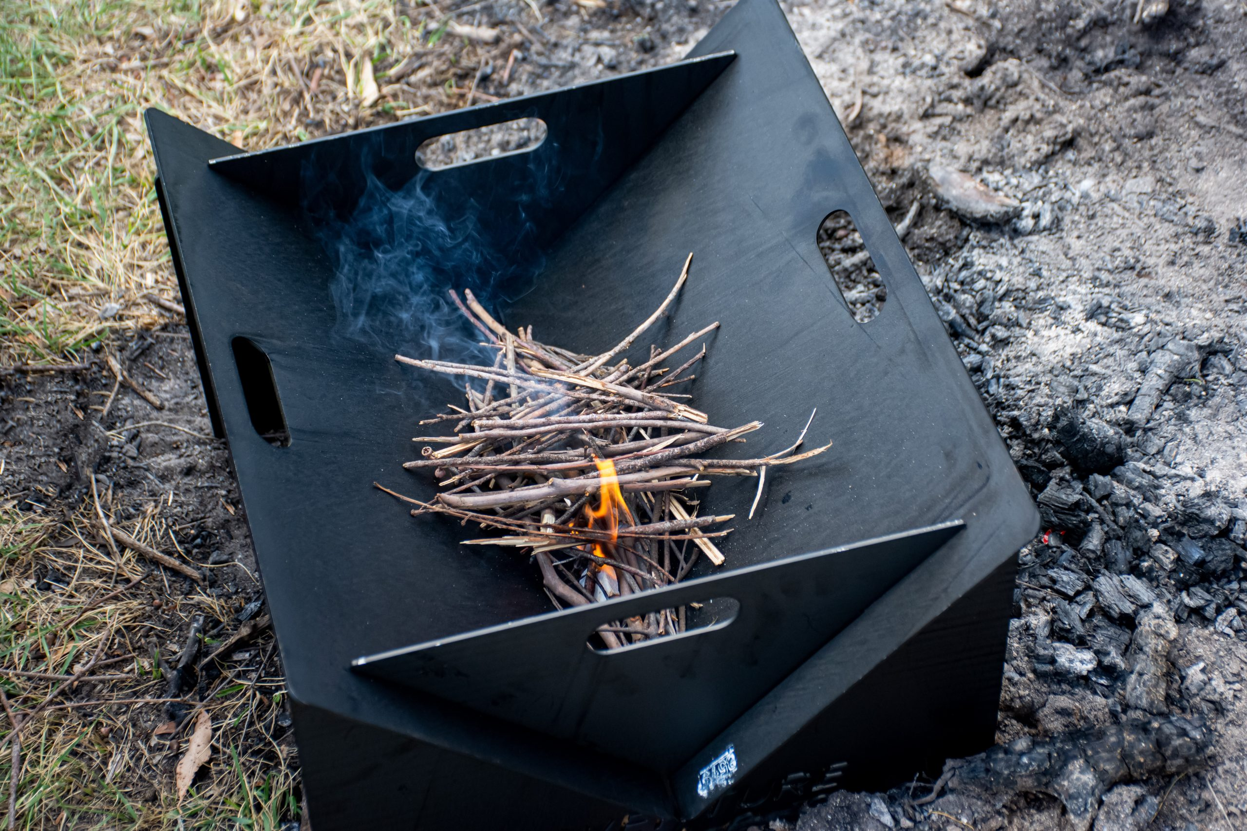 portable fire pits