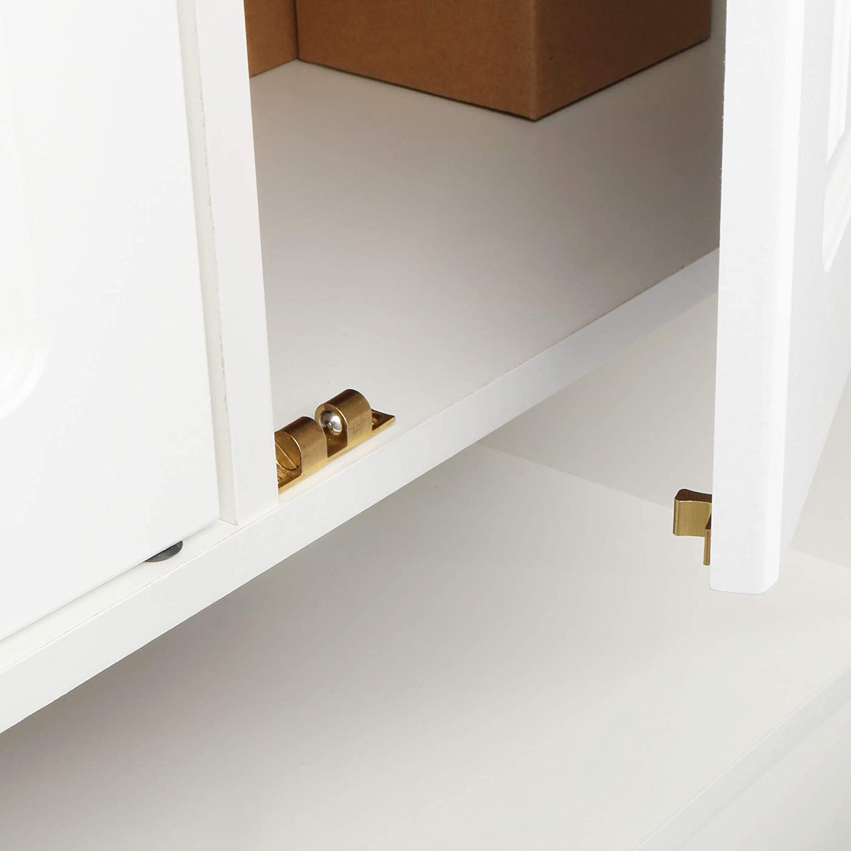 RV cabinet latches